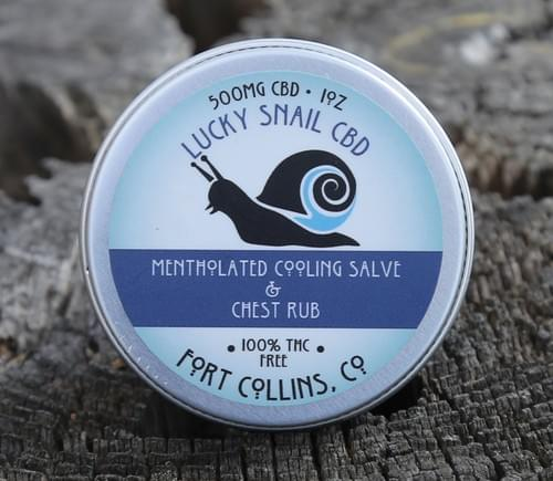 Cooling Salve 1 oz