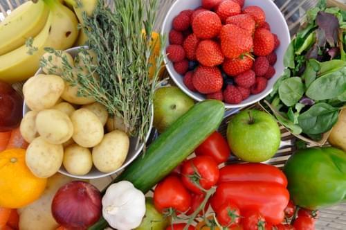 Simply Fruit & Veg Box (Medium)