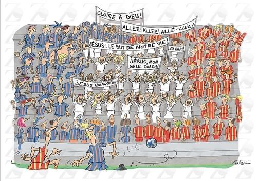 Supporters éclairés