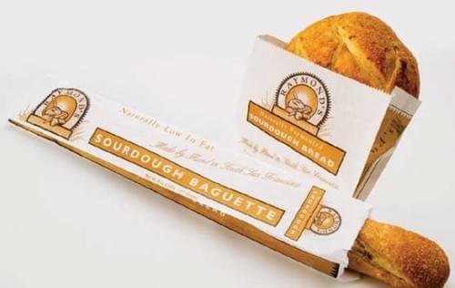Raymond's Gourmet Sourdough Par Baked Bread