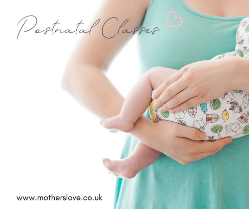 Movement for New Mums