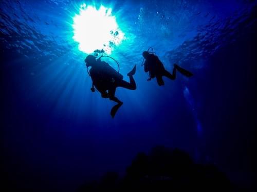 內太空體驗潛水|體驗活動