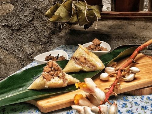 綠島魚粽(每包六顆)【冷凍】