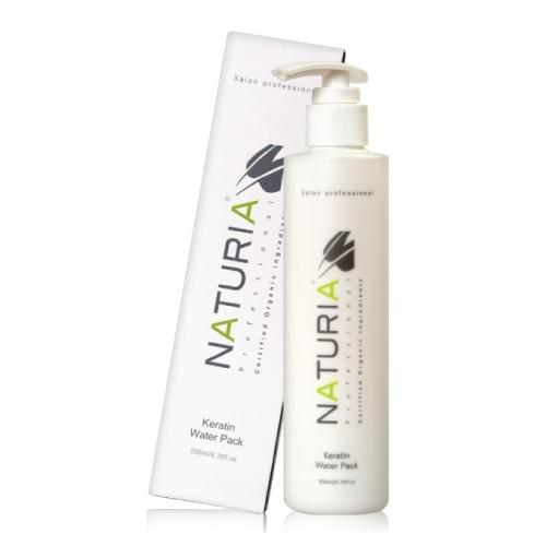 NATURIA Organic Keratin Water Pack 200ml