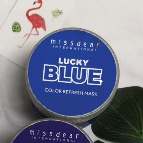 Missdear Blue Hair Mask 300ml