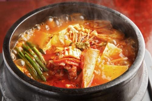 Kimchi Soup - 21 Oct
