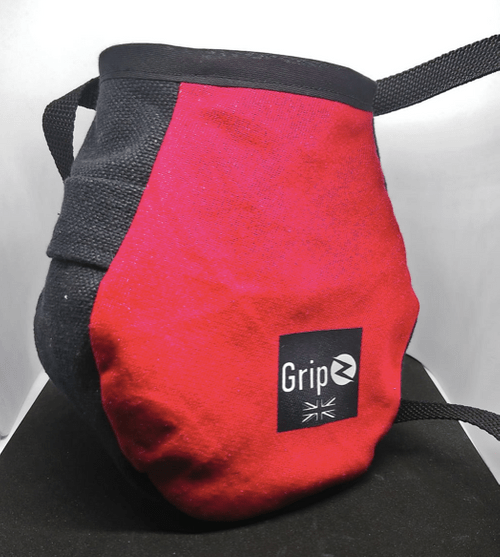 Gripz Chalk Bag Hand Made in UK