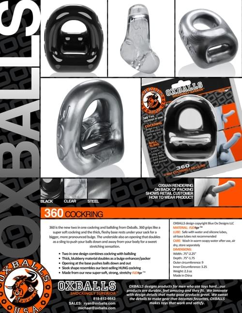 360 dual cockring