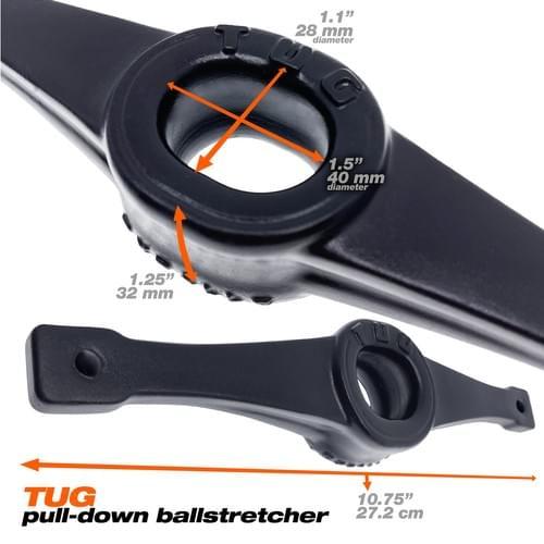 TUG BALLSTRETCHER