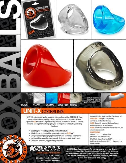 UNIT-X sling