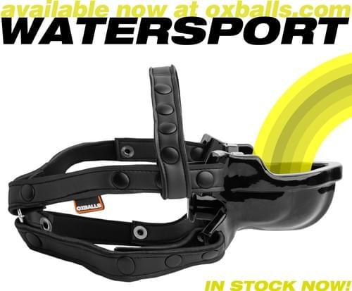 WATERSPORT strap-on gag