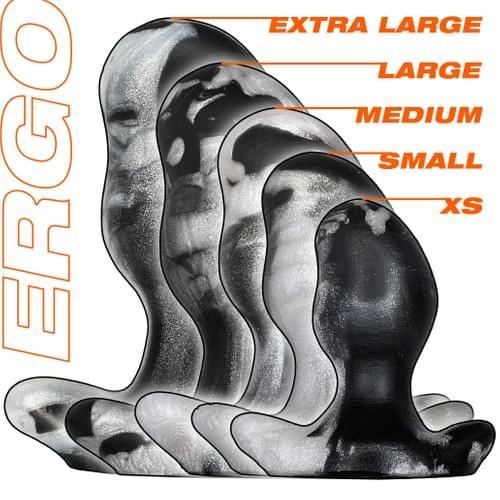 ERGO PLUG WHITE & BLACK