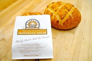 Raymond's Gourmet Sourdough Brown and Serve Bread - Small Rounds