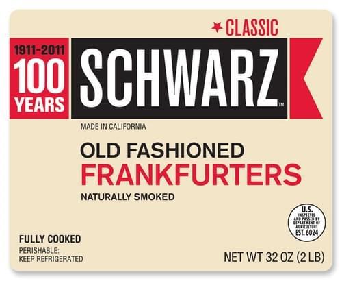 Schwarz Frankfurters