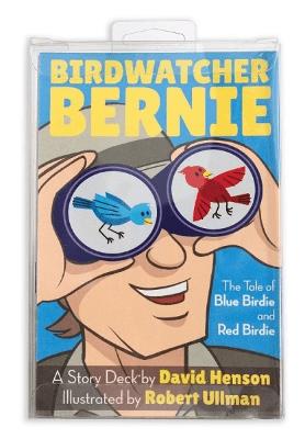 Free Sample Preview of Bird Watcher Bernie - Tale of Blue Birdie