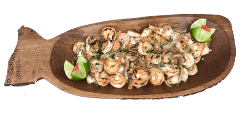 Grilled Shrimp with 2 Sides  - Wednesday Special