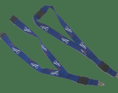 LANYARD ROYAL BLUE