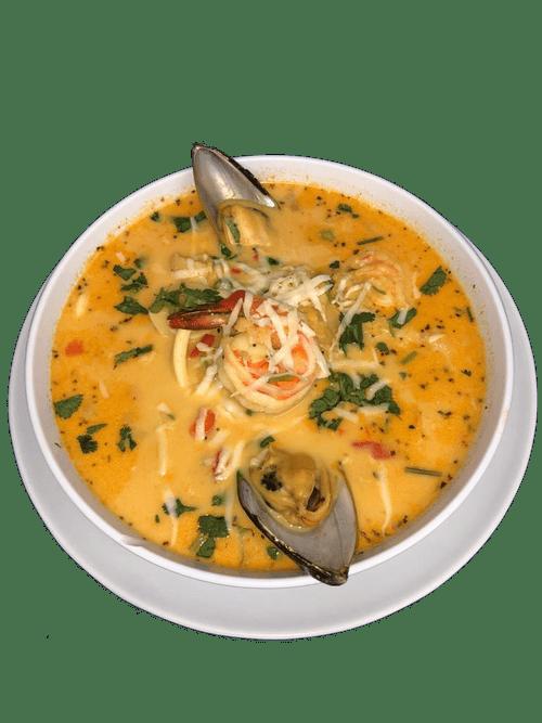 Seafood Soup (Chupe)