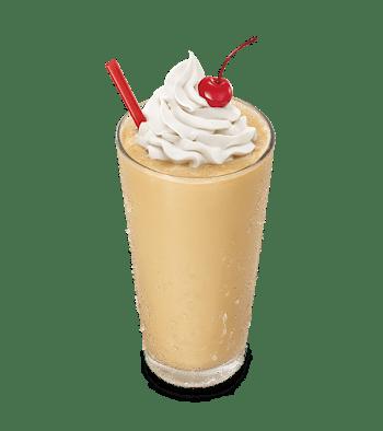 Mamey, Mango, or Wheat Shake