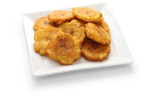 Fried Plantain (Tostones)