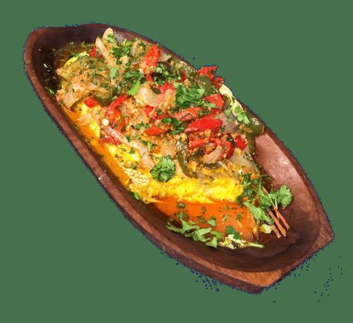 Brasil Special (Corvina & Shrimp)