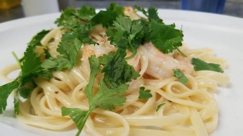 Shrimp Pasta  - Tuesday Special