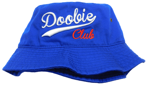 BUCKET HAT ROYAL BLUE