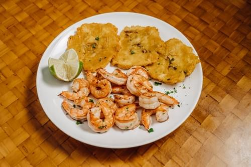 Jumbo Shrimp Scampi, Creole, or Gilled
