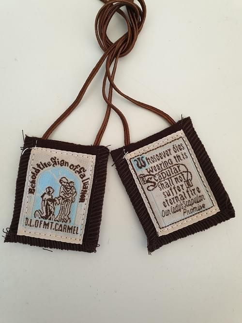 Best Brown Scapular ( USA )