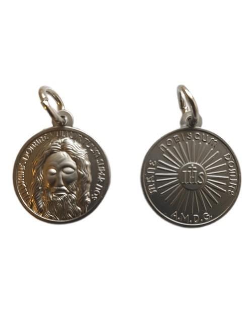 Holy Face of Jesus Medal, 1.8 cm