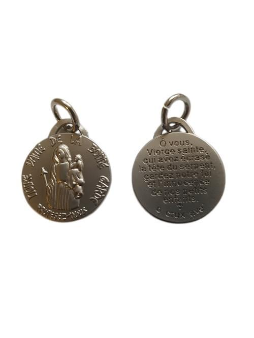 Medal of Our Lady of Bonne Garde, 1.8 cm