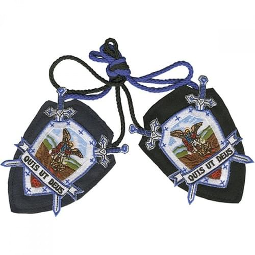 Saint Michael Shield Scapular ( USA )
