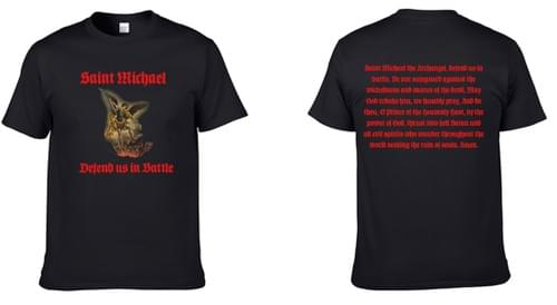 Saint Michael  T- Shirt