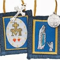 Blue Scapular of the Immaculate Conception ( USA )