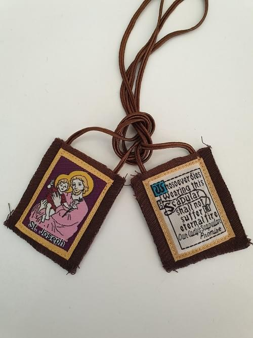 St. Joseph Brown Scapular ( USA )