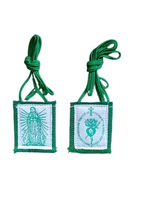 Durable Green Scapular ( USA )