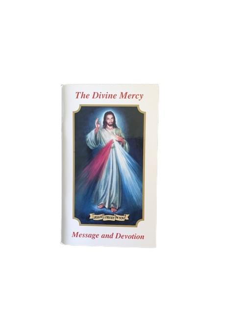 The Divine Mercy Message and Devotion Booklet