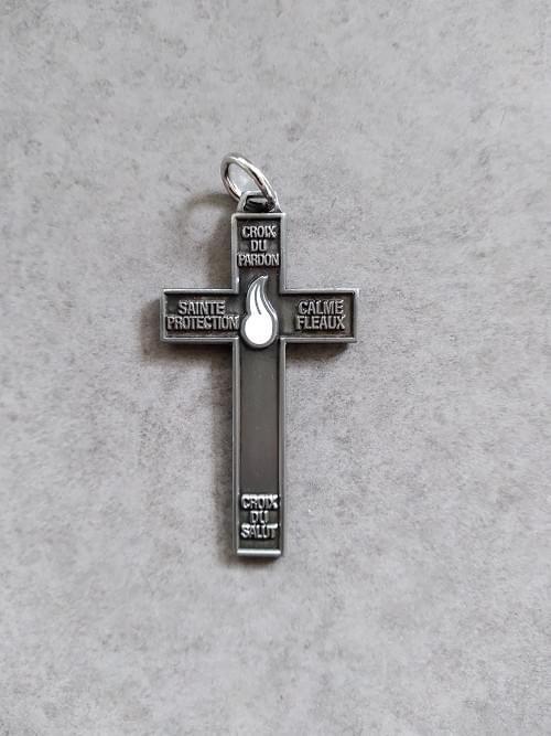 High Quality Cross of Forgiveness ( Antique Black )