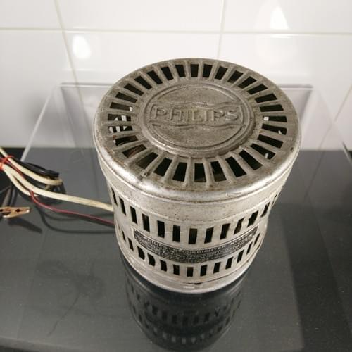 Philips gelijkrichter, jaren '20-'30
