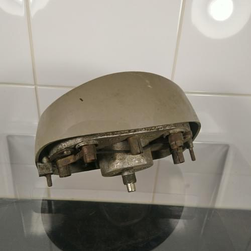 Veglia dashboard - Fiat 600