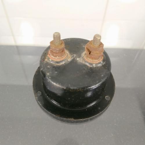 Oud Ampere metertje
