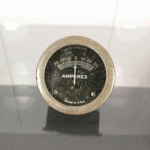Hoyt meter Ampere meter