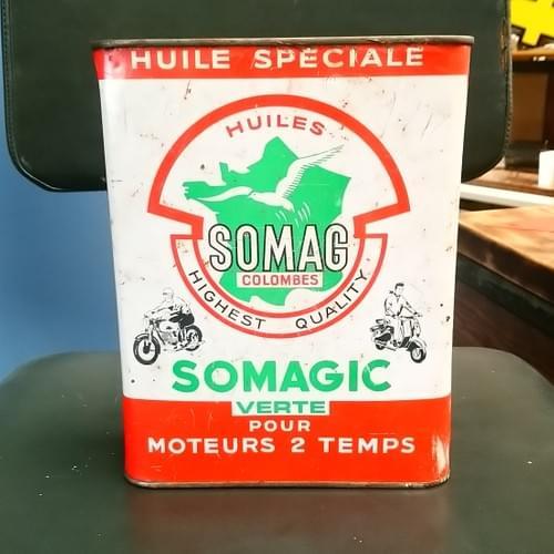 Somagic olieblik