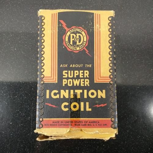 Super Power Ignition Coil