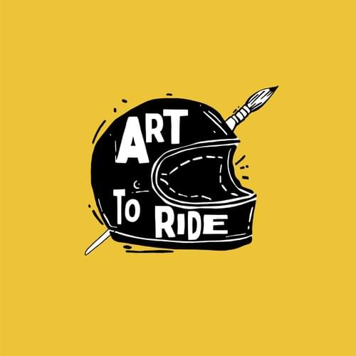 Art to Ride - tank artwork only 'sides'