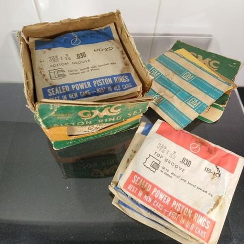 GMC doos zuigerveren