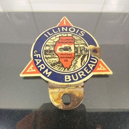 Badge Illinois Farm Bureau