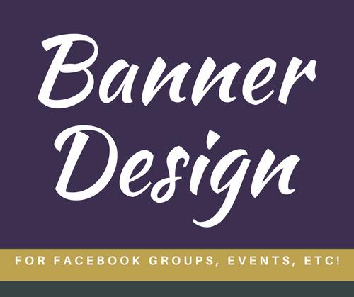 Custom FB Banner Design