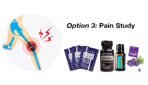 Pain Study; Option 3