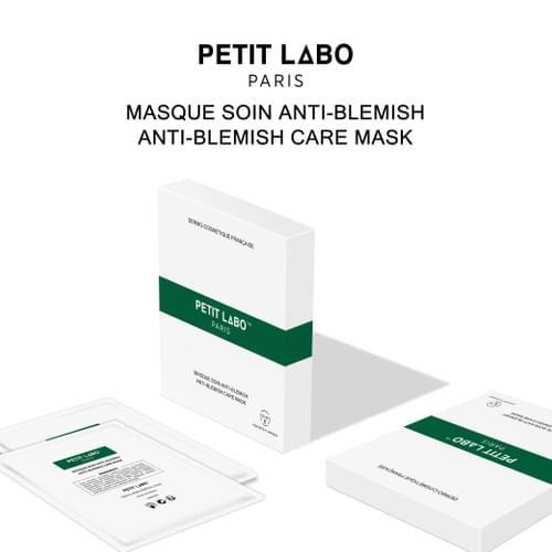 MASQUE DE SOIN ANTI-BLEMISH